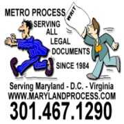 Contact Your Maryland Process Server 301.467.1290